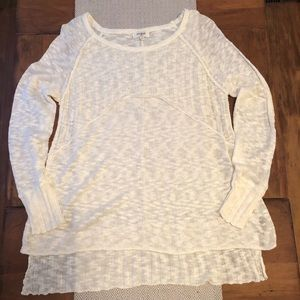 Umgee light and airy sweater